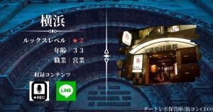 街コン・横浜|ハマの男認定!?虚しさだけが残った関内の夜